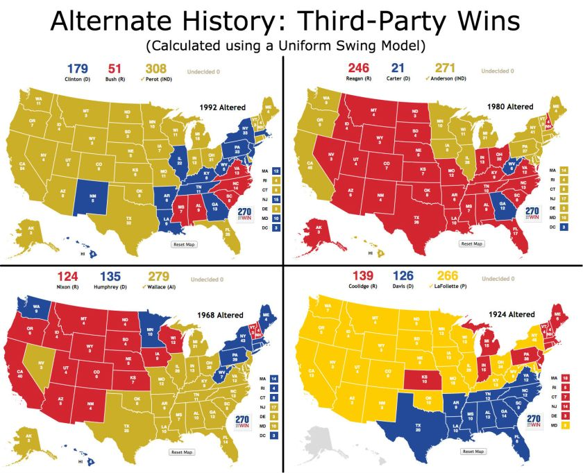 What If Third-Parties Won? – Nick Conway
